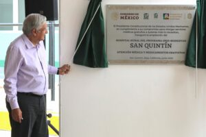 """""""IMSS Bienestar will grow from 80 to 200 hospitals"""": AMLO"""