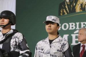 AMLO quiere que la Guardia Nacional no se corrompa
