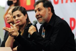 """INE está """"saboteando"""" la consulta para enjuiciar a expresidentes: Noroña"""